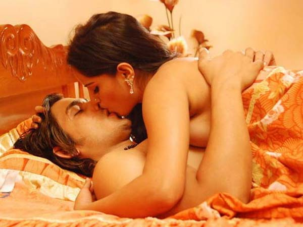 Nude pic of bollywood kisses